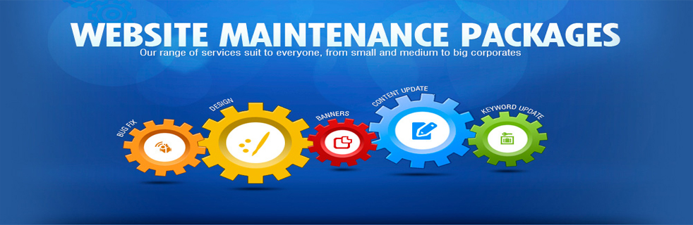 website-maintainance